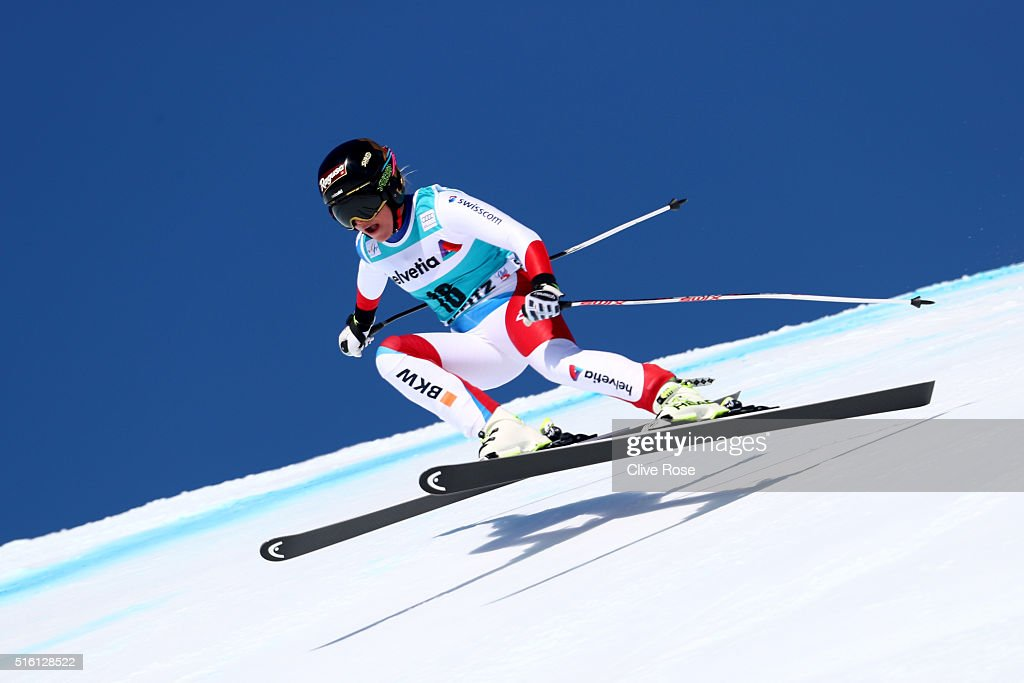Audi FIS Alpine Ski World Cup - Men's and Women's Super G : News Photo