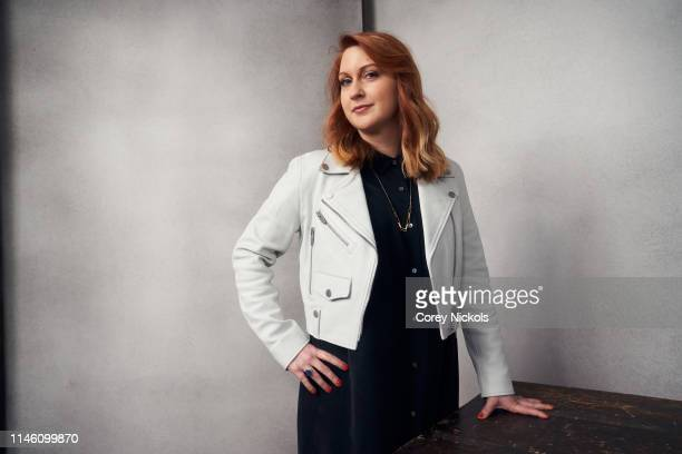 Lara Jean Gallagher of the film 'Clementine' poses for a portrait during the 2019 Tribeca Film Festival at Spring Studio on April 28 2019 in New York...