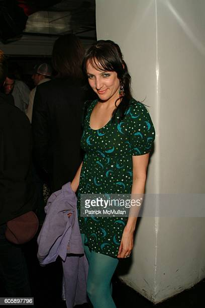 Lara Jochim attends AMANDA LEPORE DOLL After Party at Happy Valley on April 11 2006 in New York City
