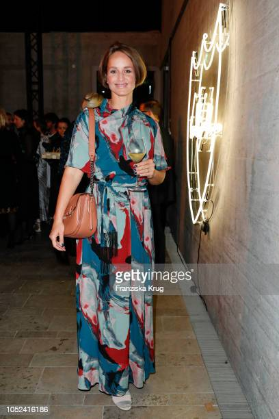 Lara Joy Koerner attends the Dom Perignon 'The Legacy' on October 17 2018 in Munich Germany