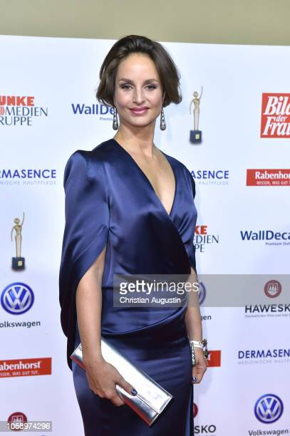 Lara Joy Koerner attends the 'Goldene Bild der Frau' award at Stage Operettenhaus on November 7 2018 in Hamburg Germany