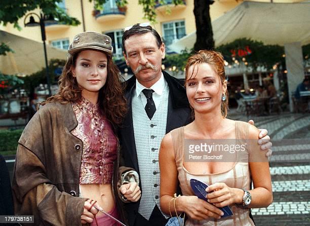 "Lara Joy Körner, Michael Haack, Christina ""Tina"";Plate, ""Wörthersee, Kärnten-Filmfest 98"", Kärnten, ; sterreich, Europa,"