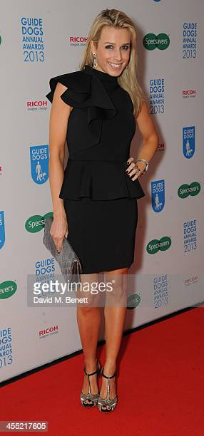 Lara Lewington attends the Guide Dogs UK Annual Awards 2013 at the London Hilton on December 11, 2013 in London, England.
