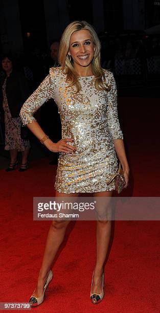 Lara Lewington attends the UK Film Premiere of The Shouting Men at Odeon West End on March 2, 2010 in London, England.