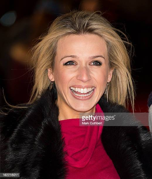 Lara Lewington attends the UK Premiere of 'Arbitrage' at Odeon West End on February 20, 2013 in London, England.