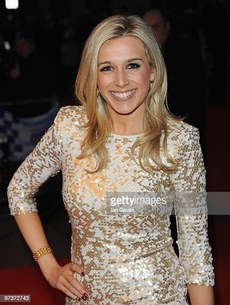 Lara Lewington attends the UK premiere of 'The Shouting Men' at Odeon West End on March 2, 2010 in London, England.