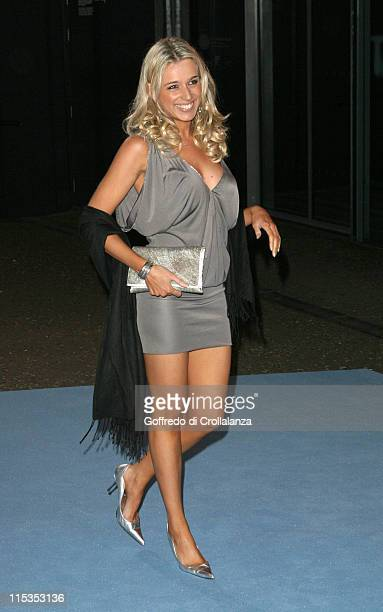 Lara Lewington during The National Lottery Helping Hands Awards Arrivals at Tate Modern in London Great Britain Great Britain