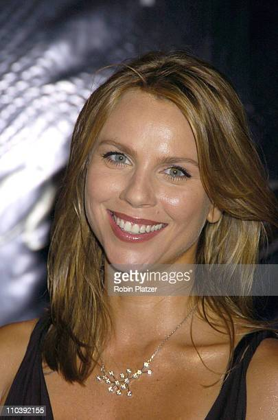 Lara Logan during American Women in Radio Television 30th Annual Gracie Allen Awards at New York Marriot Marquis Hotel in New York City New York...