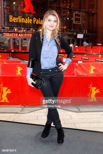 Lara Mandoki attends the Audi Berlinale Brunch during the 67th Berlinale International Film Festival on February 12 2017 in Berlin Germany