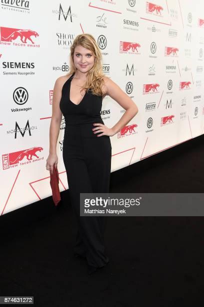 Lara Mandoki attends the New Faces Award Style 2017 at The Grand on November 15 2017 in Berlin Germany