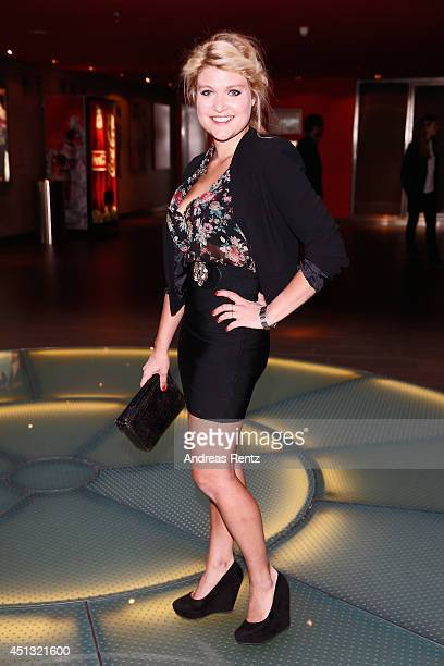 Lara Mandoki attends the Opening Night of the Munich Film Festival 2014 at Mathaeser Filmpalast on June 27 2014 in Munich Germany
