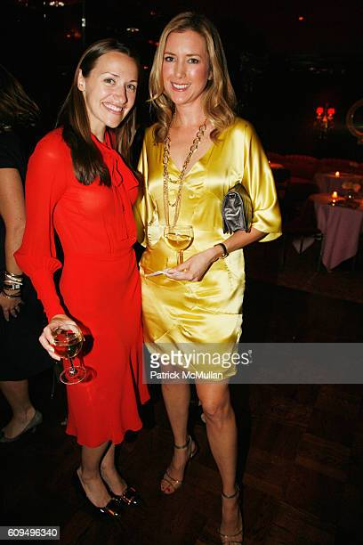Lara Meiland and Christine Cachot attend QUEST's 20th Anniversary Hosted by HEATHER COHANE DAVID PATRICK COLUMBIA and S CHRISTOPHER MEIGHER III at...