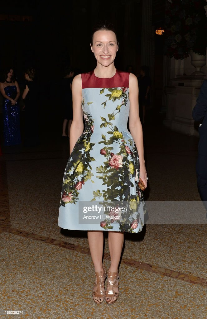 Lara Meiland-Shaw attends the 10th annual Apollo Circle benefit at Metropolitan Museum of Art on November 14, 2013 in New York City.