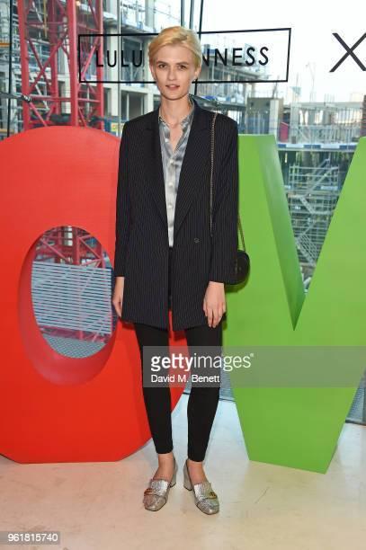 Lara Mullen attends Lulu Guinness x Kodak Party on May 23 2018 in London England