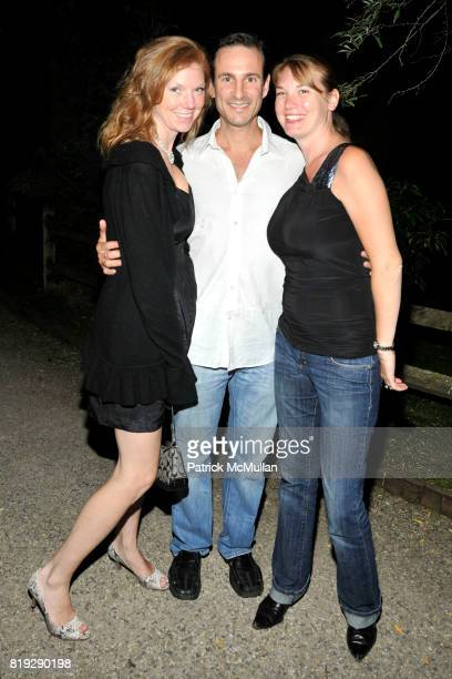 Lara Schlachet David Schlachet and Taissa Callhehan attend JIMMY HAUSMAN Birthday Party Hosted by LIZ COHEN RACHEL PETERS THOMAS And PATRICK THOMAS...