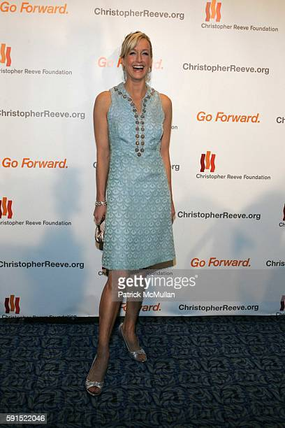 "Lara Spencer attends Catherine Zeta-Jones and Michael Douglas Receive the Christopher Reeve ""Spirit of Courage"" Award at ""A Magical Evening""..."