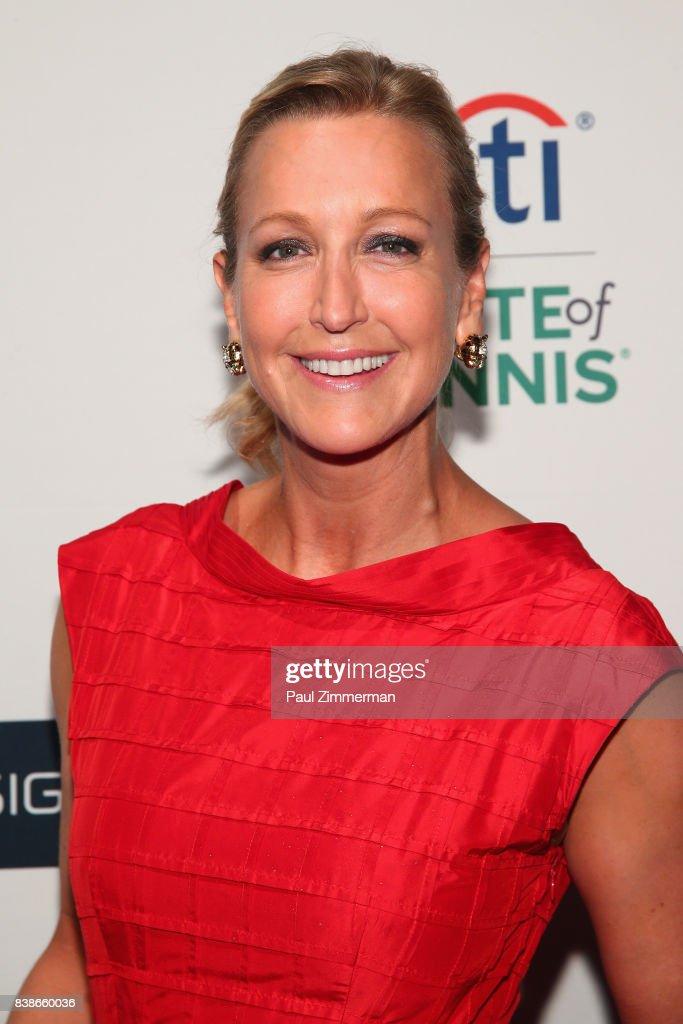 Lara Spencer attends Citi Taste Of Tennis at W New York on August 24, 2017 in New York City.