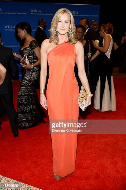 Lara Spencer attends the 100th Annual White House Correspondents' Association Dinner at the Washington Hilton on May 3 2014 in Washington DC