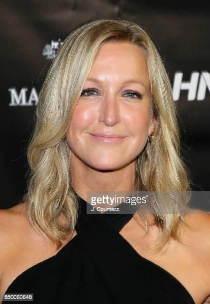 Lara Spencer attends the Forbes Media Centennial Celebration at Pier 60 on September 19 2017 in New York City