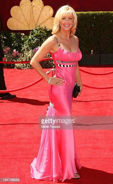 Lara Spencer during 58th Annual Primetime Emmy Awards Arrivals at Shrine Auditorium in Los Angeles California United States