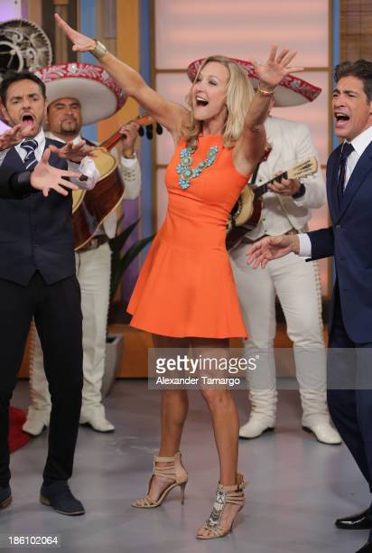 Good Morning America Usa Swimming : Lara spencer stock photos and pictures getty images