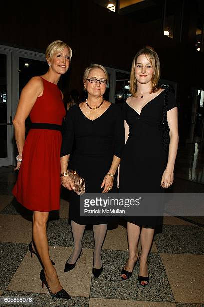 Lara Spencer Loraine Boyle and Lucy Boyle attend Special Premiere of SPEAK TRUTH TO POWER to Benefit the Kennedy Center with Former President Bill...