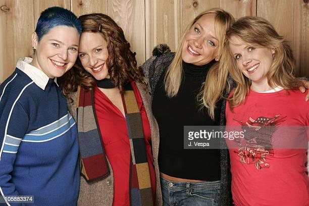 Lara Spotts writer Sam Kurtzman director Nicole Sullivan and Joy Gohring