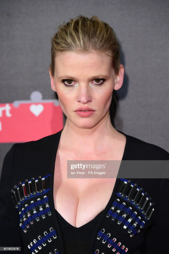 Lara Stone attending the Naked Heart Foundation Fabulous Fun dFair held at The Roundhouse in Chalk Farm, London.