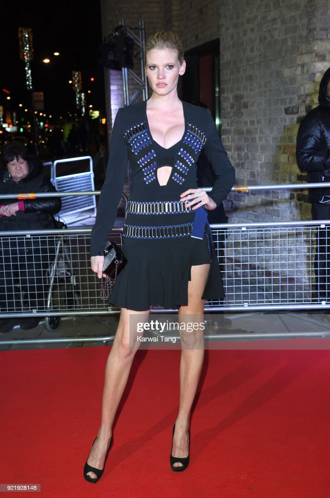 Naked Heart Foundation's Fabulous Fund Fair - LFW February 2018 : News Photo