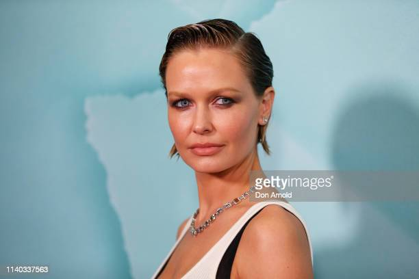 Lara Worthington attends the Tiffany Co Flagship Store Launch on April 04 2019 in Sydney Australia
