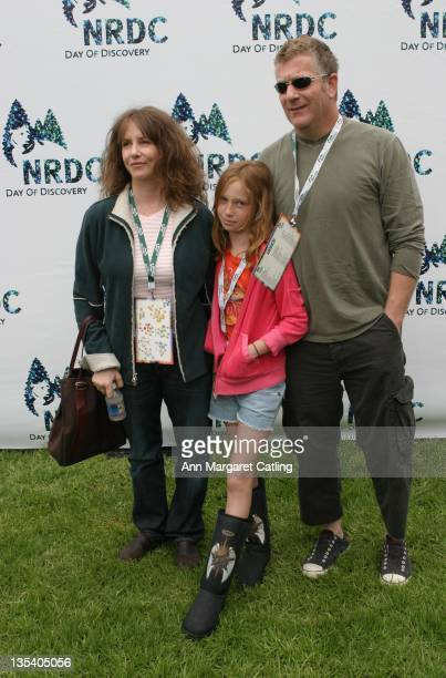 Laraine Newman and Family during NRDC's Day of Discovery May 21 2006 at Wadsworth Theater Grounds in Brentwood California United States