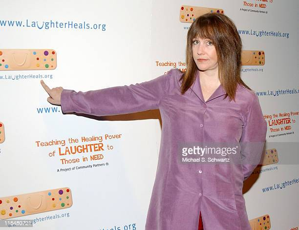 Laraine Newman during Comedian Craig Shoemaker Hosts the Healing Through Laughter Benefit at The Laughter Store in Sherman Oaks California United...