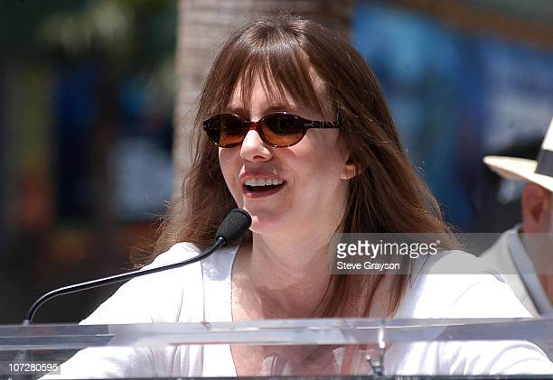 Laraine Newman during Gilda Radner Posthumously Honored with a Star on the Hollywood Walk of Fame for Her Achievements in Television at Hollywood...
