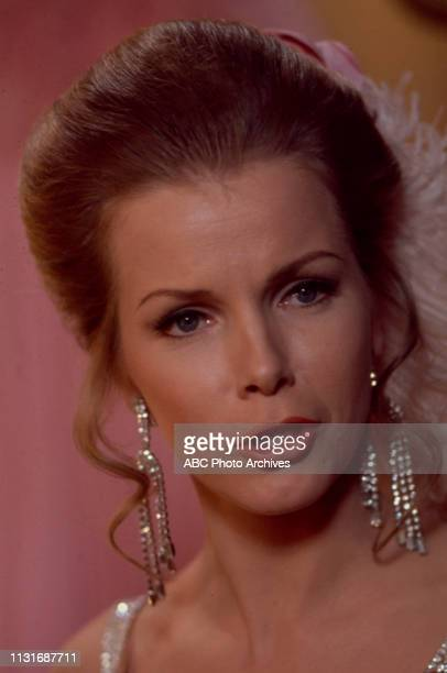 Laraine Stephens appearing in the Walt Disney Television via Getty Images tv movie 'The Adventures of Nick Carter'.