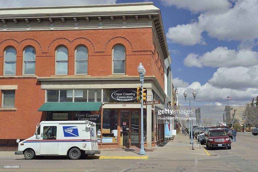 Laramie, Wyoming : Stock Photo