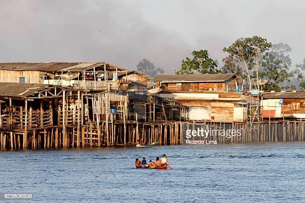 laranjal do jari city - amapá state ストックフォトと画像