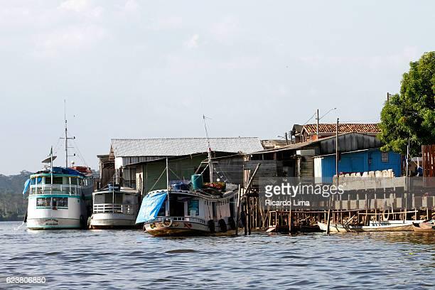 laranjal do jari port - amapá state ストックフォトと画像