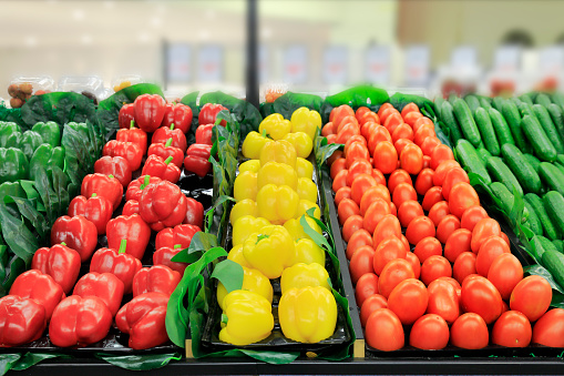 A large assortment of fresh produce - gettyimageskorea
