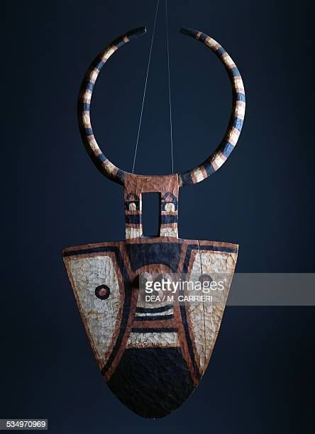Large Bedu mask Ghana