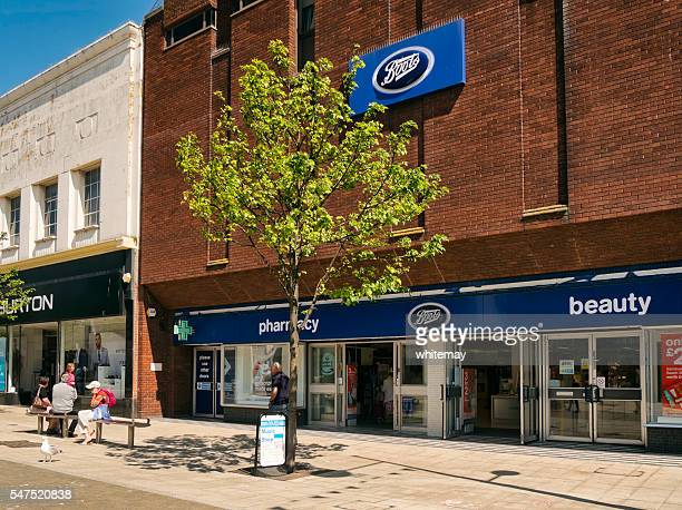 Large branch of Boots in Lowestoft