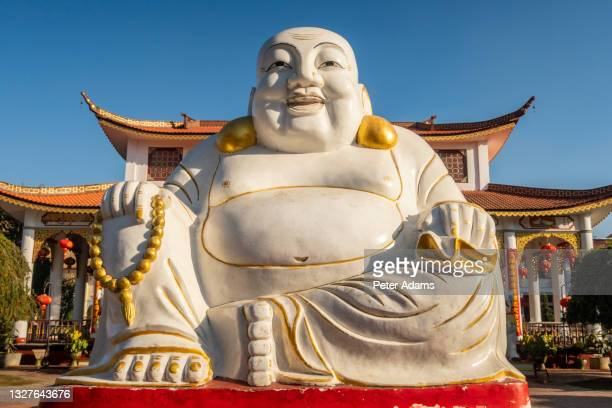 large buddha statue mandalay myanmar - peter adams stock pictures, royalty-free photos & images