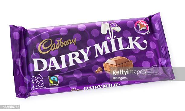 Large Cadbury Dairy Milk chocolate bar