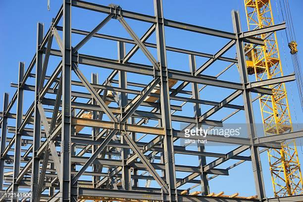 Guindaste de construção site