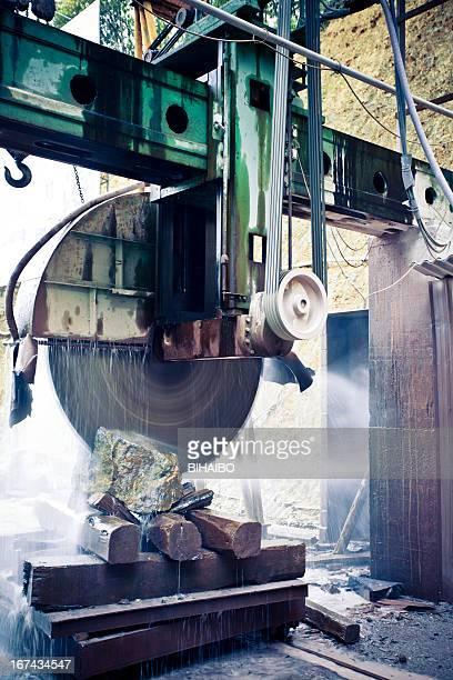 Large cutting machine