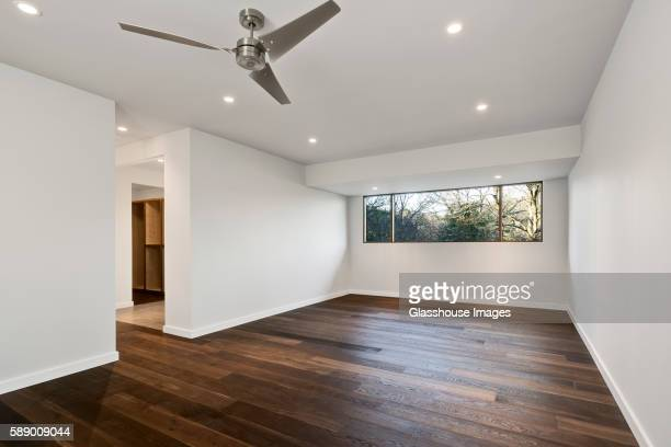 Large Empty Contemporary Room