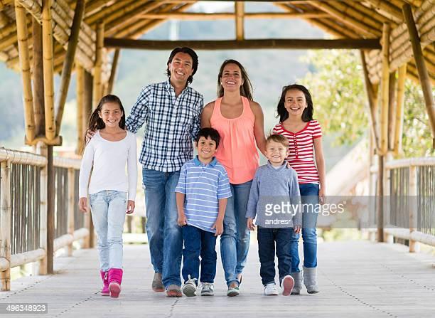 Familia grande