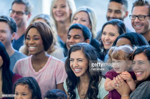 large group of people - global village stock pictures, royalty-free photos & images