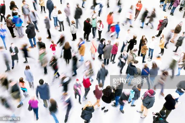 large group of people - crowd of people stock pictures, royalty-free photos & images