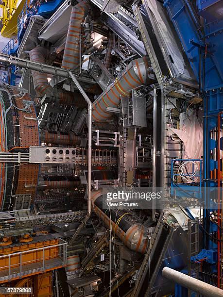 Large Hadron Collider Geneva Switzerland Architect Architect Unknown Large Hadron Collider Atlas Detecter