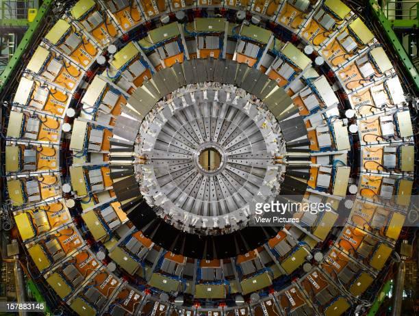 Large Hadron Collider Geneva Switzerland Architect Architect Unknown Large Hadron Collider Cms Detecter